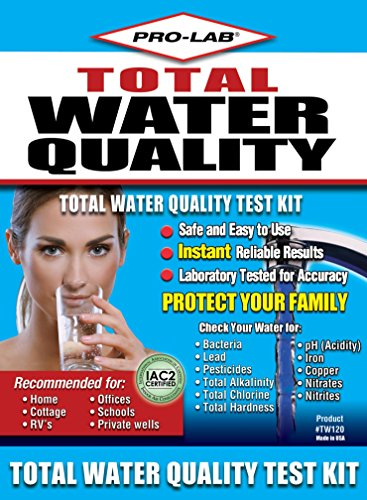 total water quality test kit - 1