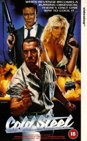 Cold Steel [Reino Unido] [VHS]: Amazon.es: Brad Davis ...