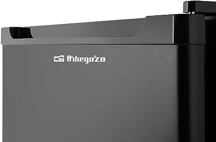 Orbegozo NVE 4500, Mini Nevera Eléctrica, 70 W, Luz interior LED ...