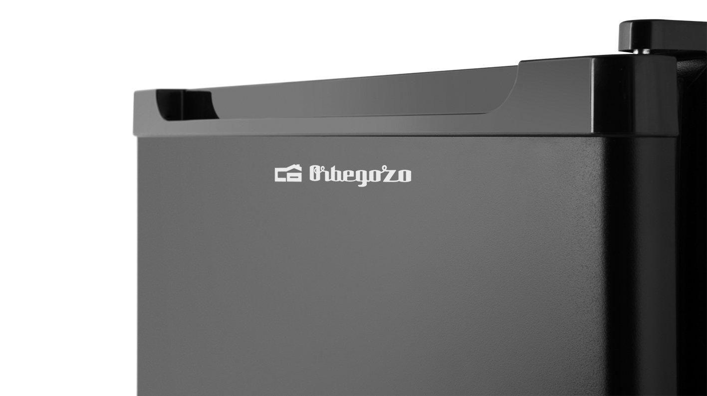Amstyle Mini Kühlschrank Minibar Schwarz 46 L : Orbegozo kühlschrank l schwarz amazon elektro