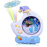 Buddy Fun Baby Sweet Dream Sleeping Soother With Ceiling Projector Nature Sounds Soothing Melodies