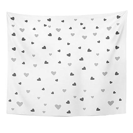 Amazon Com Emvency Tapestry Mandala 50x60 Inch Home Decor Love Cute