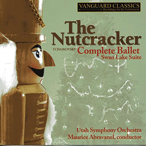 Tchaikovsky: Nutcracker Complete With Swan Lake Suite