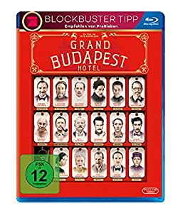 Grand Budapest Hotel Amazon Prime