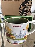 Starbucks 'You Are Here' YAH City Mug - MADRID, Spain.