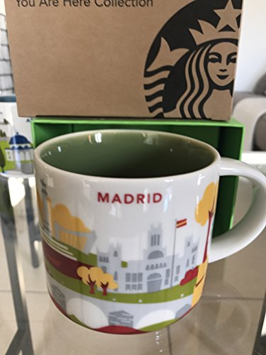 Starbucks 'You Are Here' YAH City Mug - MADRID, Spain. by Starbucks