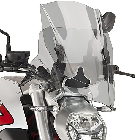 Motorrad Windschild Windschutz Puig Up/&Down Honda CB 1300 03-09 rauchgrau verstellbar