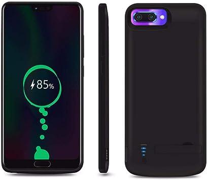 Fey-EU Funda Bateria para Huawei Honor 10, 6500mAh Batería ...