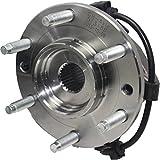 Brand New Front Wheel Hub and Bearing Assembly Ascender, Envoy, Rainer, Trailblazer 6 Lug W/ ABS 513188