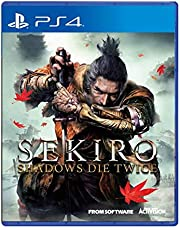 Activision SEKIRO: SHADOWS DIE TWICE (EN/TC/SC/TH/KR/JP Ver.) - PS4