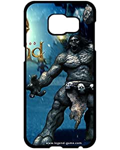 World of Warships Samsung Galaxy S6 case's Shop New Style Samsung Galaxy S6/S6 Edge Case legend hand of god Theme [Scratch Resistant] Uncommon Hard Phone Accessories 6879709ZA926316964S6