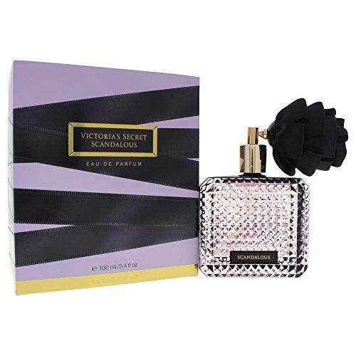 Victoria s Secret Scandalous Eau de Parfum Spray, 3.4 Ounce