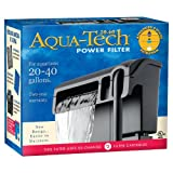 Aqua-Tech Power Aquarium Filter, 20 to 40-Gallon