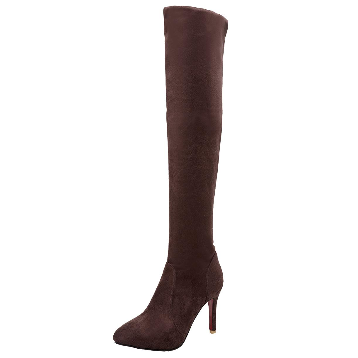 JYshoes , Marron Claquettes 11541 Femme B07DB1NYDF Marron e99aef3 - latesttechnology.space