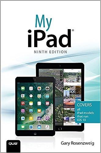 Amazon com: My iPad (My   ) eBook: Gary Rosenzweig: Kindle Store