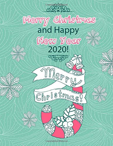 Merry Christmas Images 2020.Amazon Com Merry Christmas And Happy New Year 2020 Stress