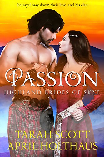 Passion (Highland Brides of Skye Book 1)