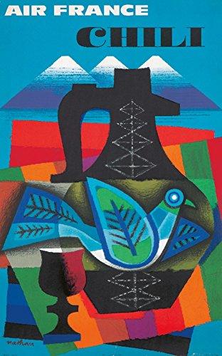 air-france-chili-vintage-poster-artist-nathan-garamond-france-c-1964-16x24-giclee-gallery-print-wall