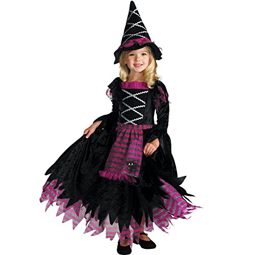 Fairytale Witch Toddler/Child Costume Disguise Kids (Witch Girl Costume)