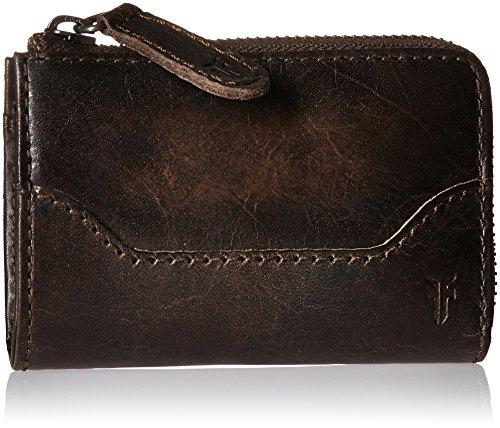 Melissa Small Zip Wallet Wallet, SLATE, One Size by FRYE