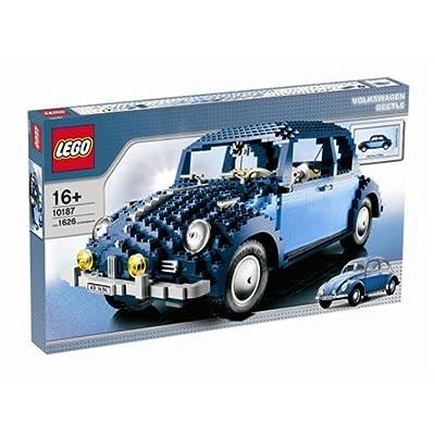 LEGO Volkswagen Beetle: Toys & Games