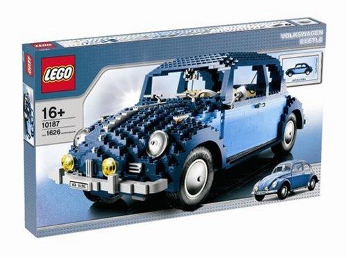 Amazon Com Lego Volkswagen Beetle Toys Games