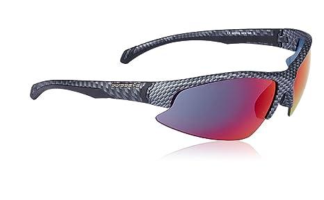 Occhiali sportivi arancioni per unisex Swiss Eye AK1fcT7