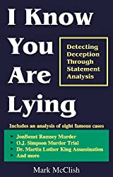 I Know You Are Lying (English Edition)