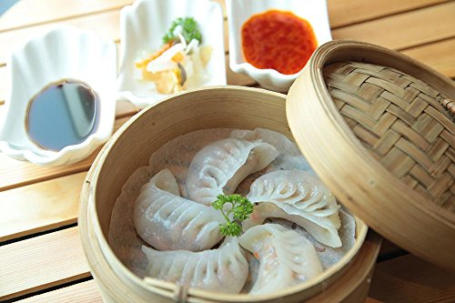 (Gifts Delight Laminated 36x24 inches Poster: Dimsum Chinese Cuisine Chinese Food Cuisine Meal Dumpling Traditional China Asian Dinner Restaurant Pork Gourmet Steamed Appetizer Bamboo Lunch Dish )