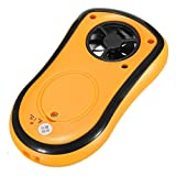 GM8908 Digital Pocket Wind Speed Gauge Meter Anemometer Thermometer
