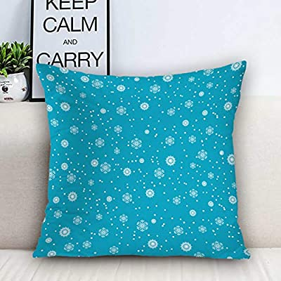 Amazon.com: Fundas de almohada decorativas de Navidad de ...