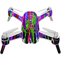 Skin For Yuneec Breeze 4K Drone – Drips | MightySkins Protective, Durable, and Unique Vinyl Decal wrap cover | Easy To Apply, Remove, and Change Styles | Made in the USA