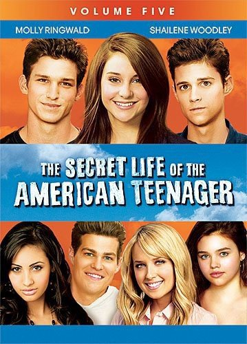 The Secret Life of the American Teenager: Volume Five (Abc The Secret Life Of The American Teenager)