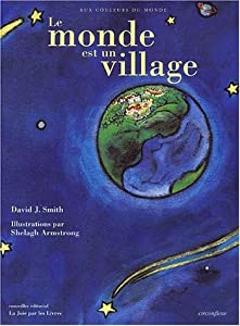 Album le monde est un village [French] Book