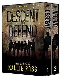 Descent and Defend: A Lost Tribe: Books 1 & 2