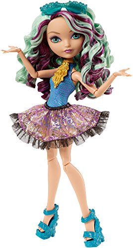 Ever After High Mirror Beach Madeline Hatter Doll -