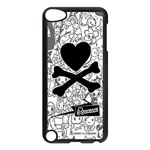 Custom Cartoon Back Cover Case for ipod Touch 5 JNIPOD5-238