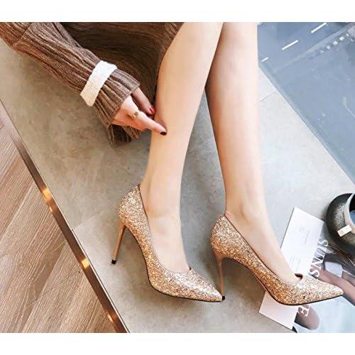 5248a59c Durable Modelando MDRW-Lady/Elegante/Trabajo/Ocio/Muelle Zapatos De Moda