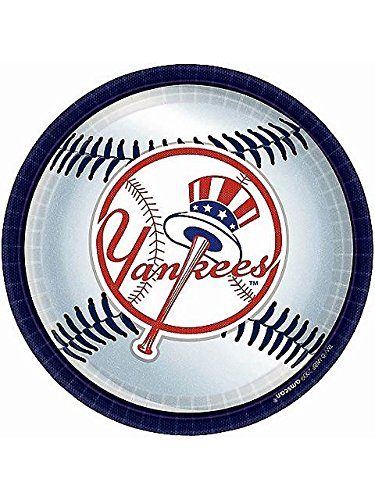 Yankees Plates, 9