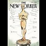 The New Yorker, March 3rd 2014 (Raffi Khatchadourian, Elizabeth Kolbert, Anthony Lane) | Raffi Khatchadourian,Elizabeth Kolbert,Anthony Lane