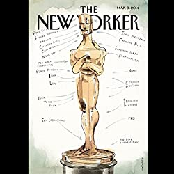 The New Yorker, March 3rd 2014 (Raffi Khatchadourian, Elizabeth Kolbert, Anthony Lane)