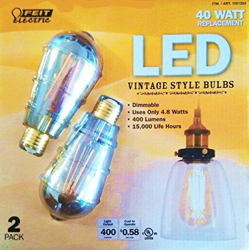 FEIT LED Vintage Style Bulbs product image