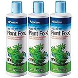 (3 Pack) Aqueon Water Care Aquarium Plant Food, 16-Ounce