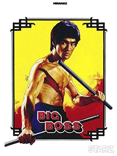 VHS : The Big Boss