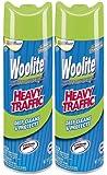 Woolite Heavy Traffic Carpet Cleaning Foam with Scotchgard, 22 oz-2 pk