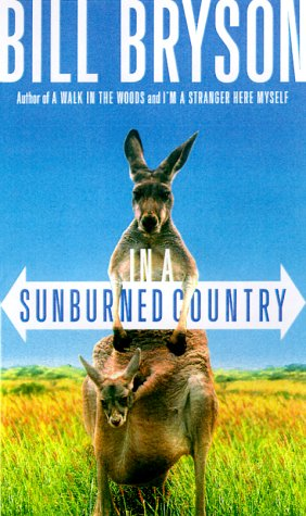 In A Sunburned Country (Random House Large Print)