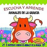 Escucha y aprende: Animales de la granja: Snappy Sounds Moo!, Spanish-Language Edition (Spanish Edition)