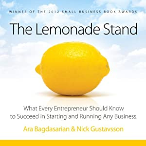 The Lemonade Stand Audiobook