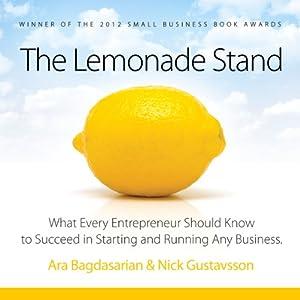 The Lemonade Stand Audiobook