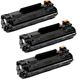 Shopcartridges ® 3Packs Canon 137 (9435B001) New Compatible Black Toner Cartridge for Canon ImageClass MF212w MF216n MF227dw MF229dw